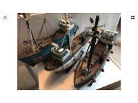 Deadliest Catch Model Boats