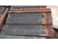 400 Marley Roof tiles 14 x 9 inch . used