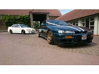 Wedding, Prom, Chauffeur Car Hire - Nissan Silvia - S14