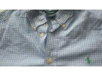 Ralph Lauren formal boys shirt