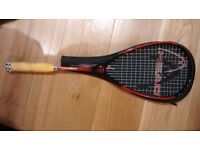 Squash racquet. Good condition. Head.