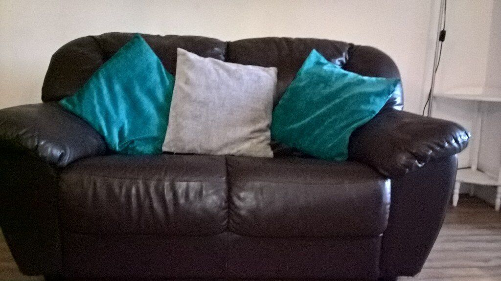 Brown 2 & 3 Seater Sofas