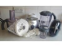 Food processor set