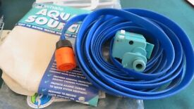 WHALE AQUASOURCE MAINS WATER CONNECTION KIT