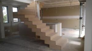 D T stairs Castlemaine Mount Alexander Area Preview