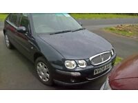 Rover 25 just had 12 months M.O.T