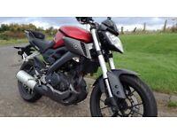 Yamaha MT 125 cc