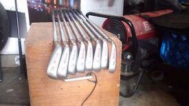 Wilson irons golf clubs