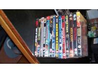 JOB LOTS of 50 X VARIOUS DVDs