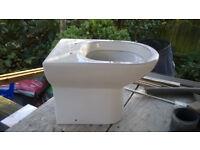 BTW Toilet Pan, new