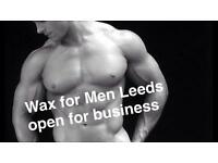 Male waxing leeds city centre