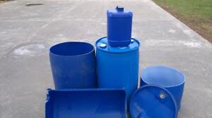 Plastic drums Gympie Gympie Area Preview