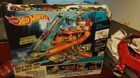 Hotwheels car set