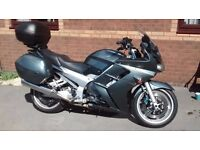 YAMAHA FJR1300 LOW MILEAGE 2004 FULL SERVICE HISTORY MATURE OWNER