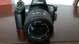 35mm Film Camera Canon Eos 1000f SLR