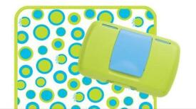 Koo-di B.box nappy changing wallet in green