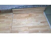 Wood Flooring Unused (Solid Engineered)