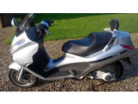Piaggio Scooter X8 250ie Excellent condition 12 months MOT Nearly new tyres