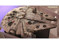 Hasbro Star Wars Millennium Falcon Kit for conversion or play over 2ft - HUGE!