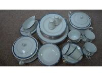 Boots Blenheim Fine China dinner/tea set.