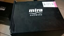 mira comfort chrome bath filler tap new in box
