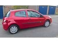 2009 RENAULT CLIO 1.2 NEW SHAPE DRIVES SUPERB