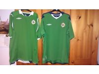 Northern Ireland Football Shirts XL
