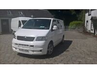 vw Transporter T5 1.9tdi for spares or repairs
