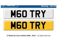 Private reg - Open to offers