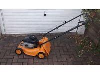 McCullogh Petrol Lawnmower