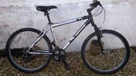 mongoose mountain bike 26 inch wheel