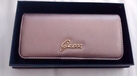 Genuine GUESS Wallet with Box BNWT