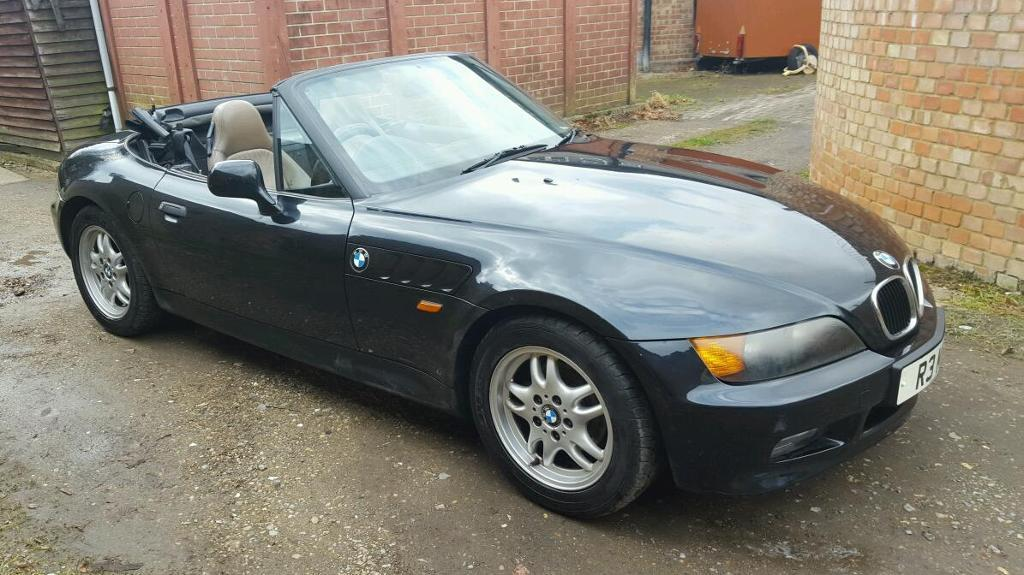 Bmw Z3 1 9l Car Private Reg Included In Hounslow