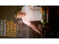 Gordon Ramsay's Ultimate Cookery Course [Hardcover] [Aug 30, 2012] Ramsay, Gordon …