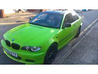 2004 BMW 330 M-Sport Coupe Auto Facelift Petrol