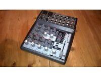 Behringer XENYX1002FX Premium 10-input 2-Bus Mixer