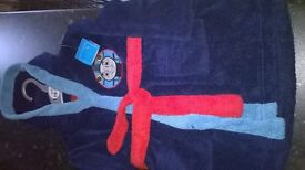 New thomas tank engine dressing gown