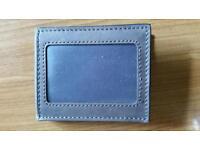Fossil wallet card holder