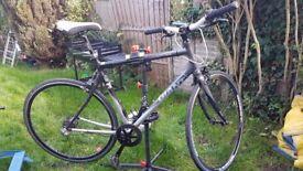 Giant Hybrid Bike Custom Commuter