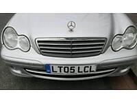 Mercedes 1,8 kompresor Classic SE