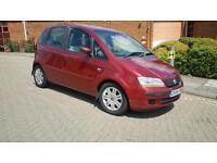 Fiat idea 1.4 5DR AUTOMATIC LOW MILEAGE