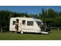 ABI Manhatten 490/5 2004 caravan