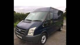 Ford transit luxury van