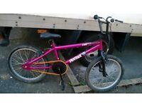 "indi fierce bmx bike 20"" wheels"