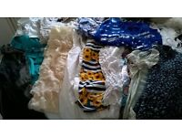 12 WOMENS TOPS SIZE 10/12