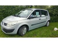 54 plate Renault Scenic