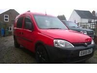 Vauxhall Combo Van £1000 ono
