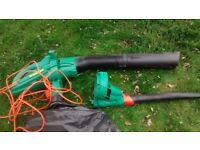 Leaf blower black and decker