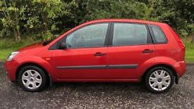 FORD FIESTA STYLE 1.4L (2006) year mot 5 door