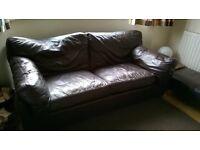 sofa x 2 plus foot stool